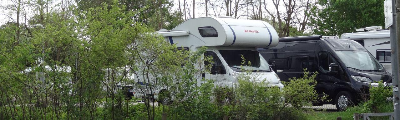 Wohnmobil-Reiselust
